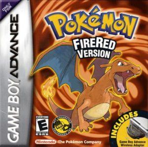 Pokemon Rojo Fuego Gba Espanol Mega Mediafire Emu Games