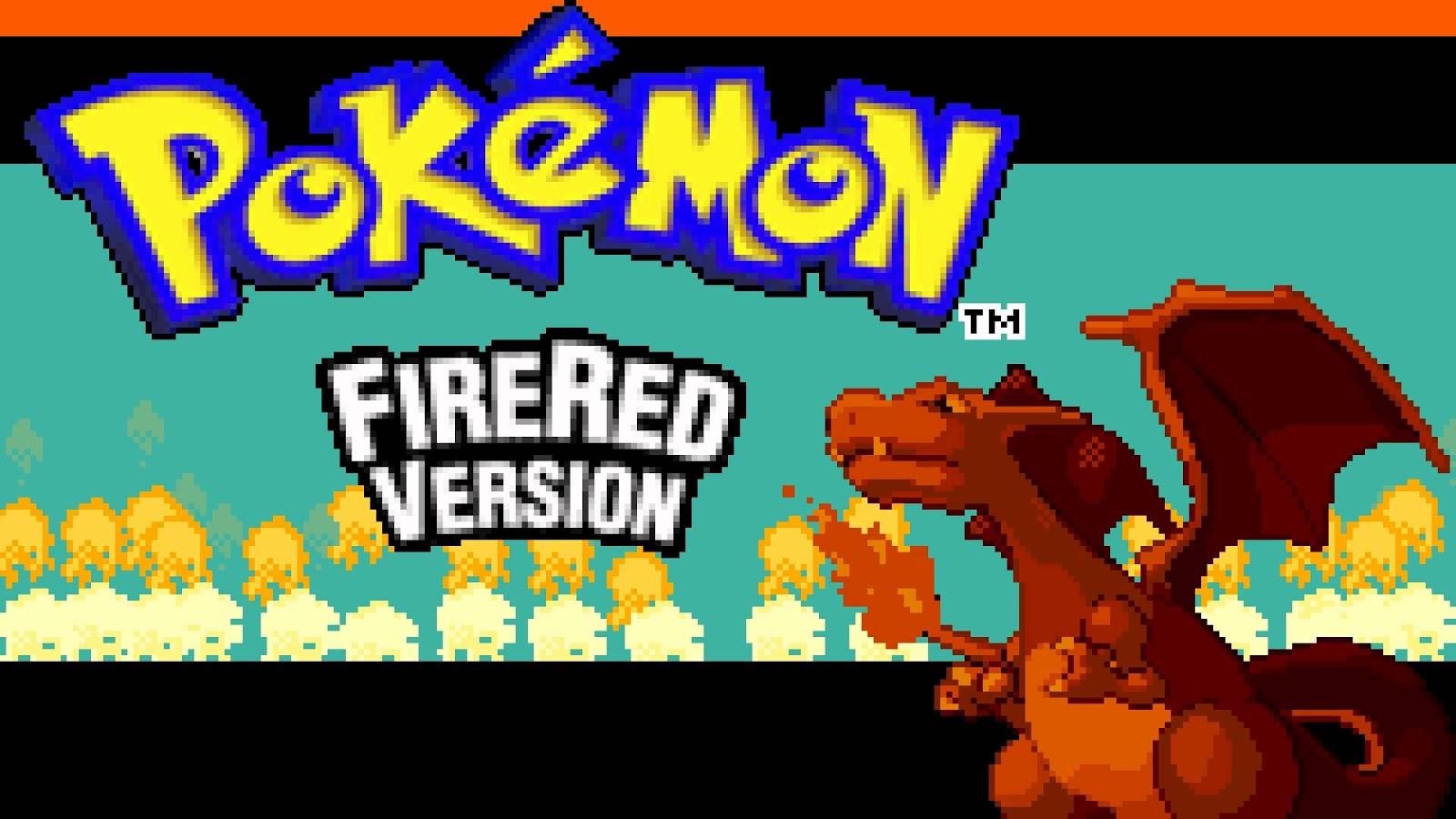 descargar pokemon rojo fuego para game boy advance pc