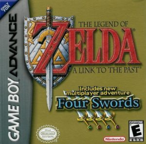 The Legend Of Zelda A Link To The Past Gba Espanol Mega