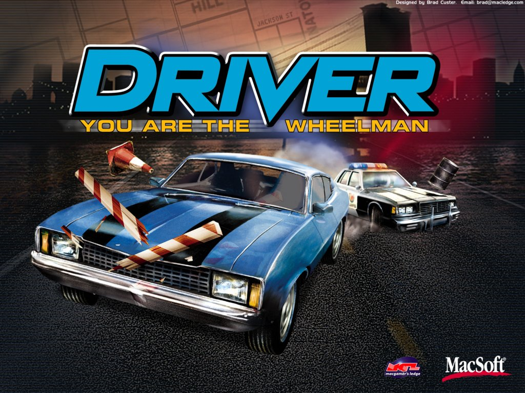 driver videojuego descargar