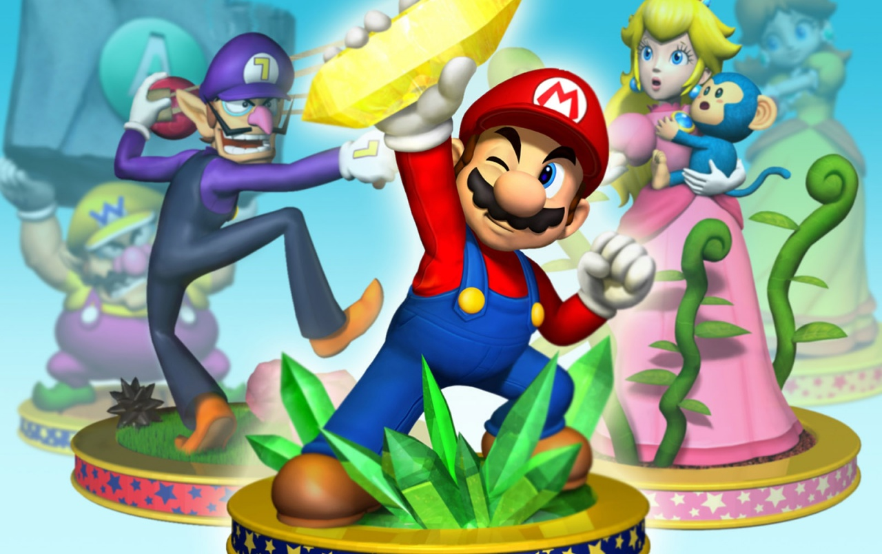 Mario Party 5 [GameCube][Español][Mega][MediaFire] | Emu-Games