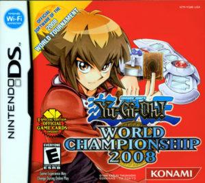 descargar yu gi oh world championship 2008 nds español