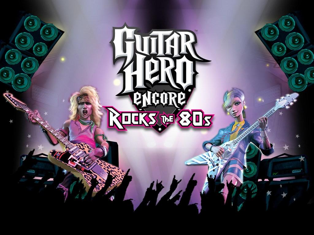 Guitar Hero Rocks the 80s [PS2][Español][Mega][MediaFire ...