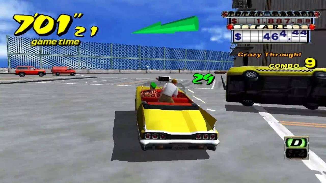 maxresdefault-3-1 - Crazy Taxi PC Full Español - Juegos [Descarga]